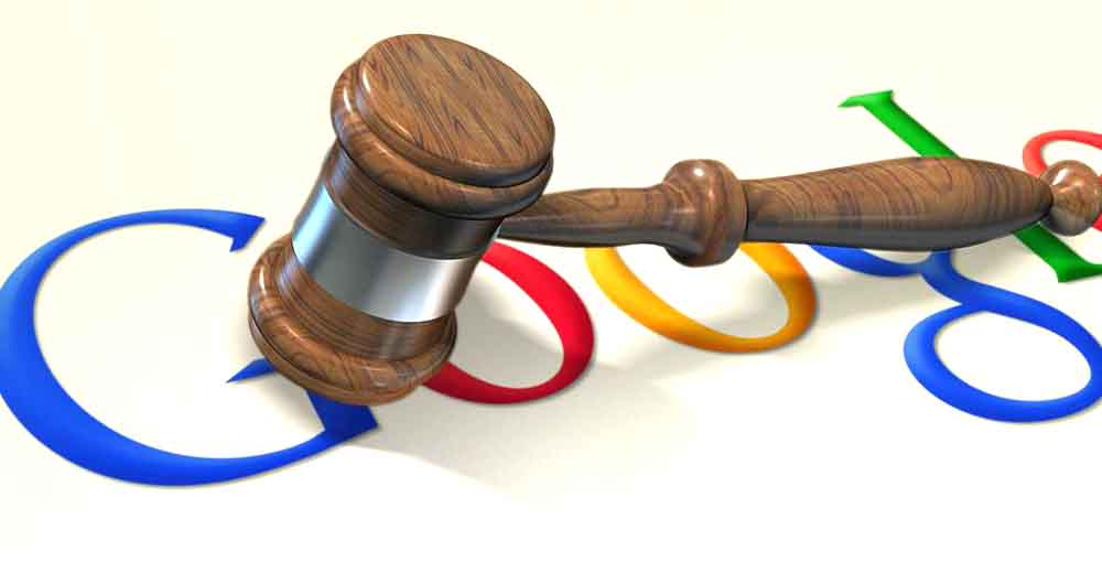 حذف جنجالی وب سایت ها از نتایج جستجوی گوگل
