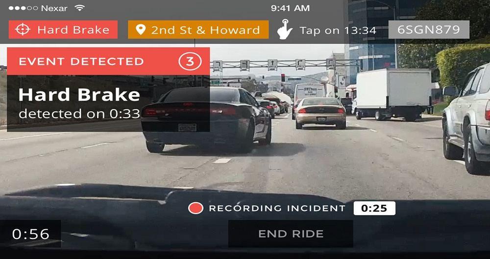 Nexar؛ اپلیکیشنی برای به دام انداختن رانندگان متخلف و حادثهآفرین