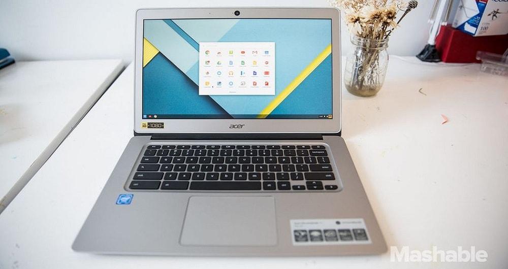 کروم بوک Acer با قیمتی استثنایی به بازار آمد