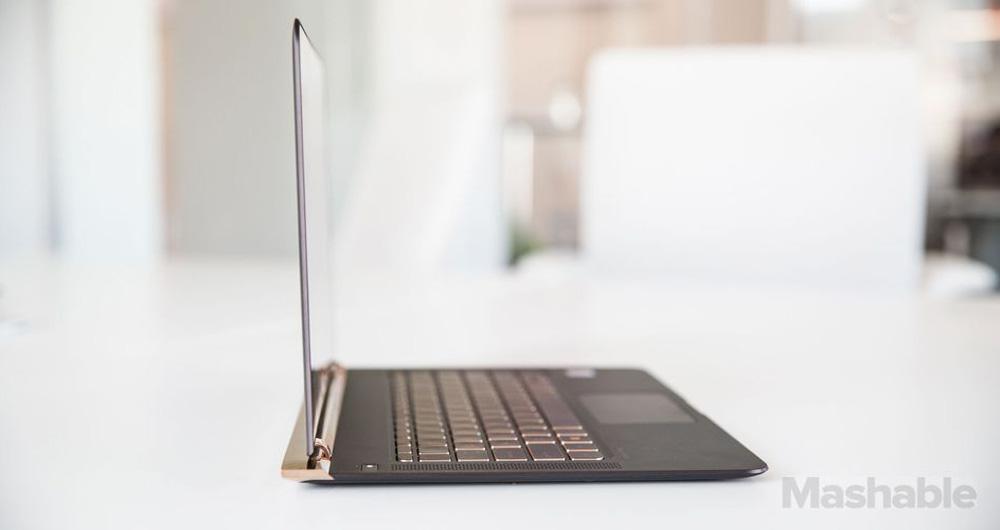 با HP Spectre، زیبا  ترین و باریک ترین لپ تاپ جهان آشنا شوید