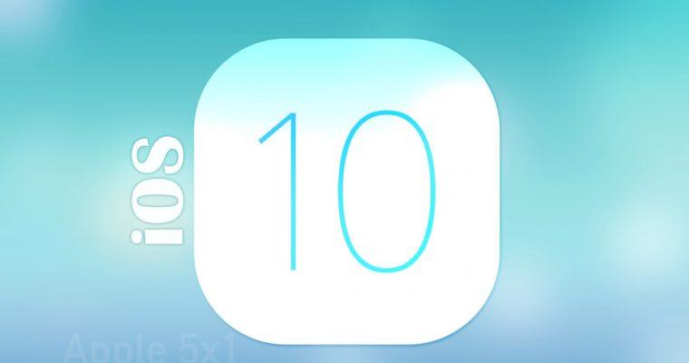 iOS-10-Concepto