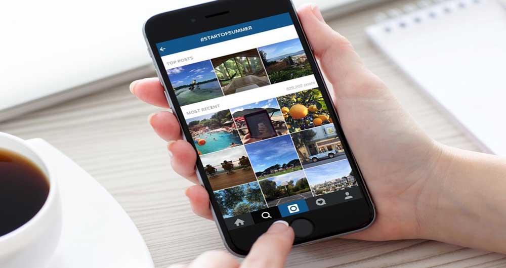 بدون اجرای اینستاگرام هم می توانید تصاویر را در آن منتشر کنید