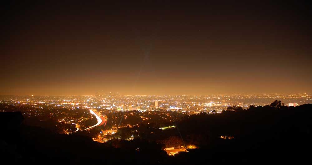 آلودگی نوری معضل هزاره جدید