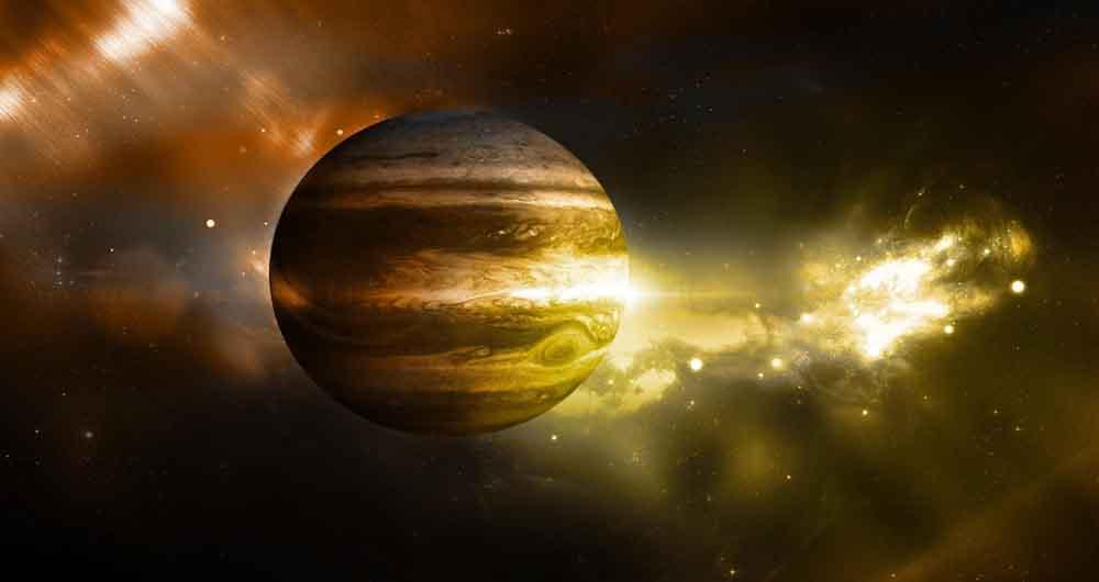 برملا شدن راز میدان مغناطیسی پر قدرت سیاره مشتری