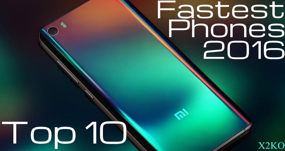 پر سرعت ترین گوشی های جهان را بشناسید