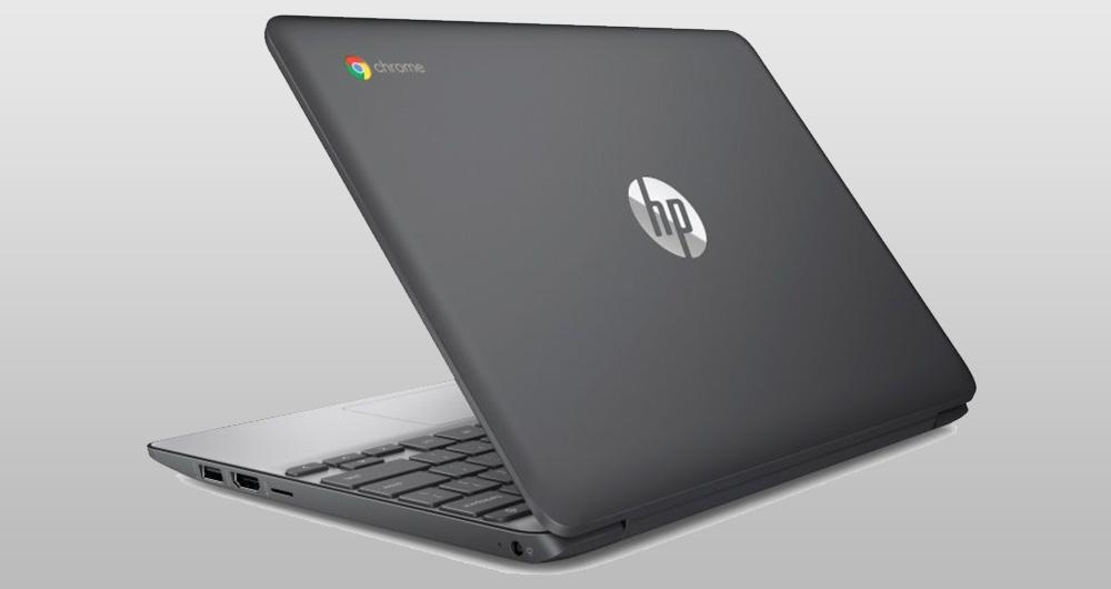کروم بوک ۱۱ G5 شرکت HP با عمر باتری ۱۲٫۵ ساعته به بازار می آید