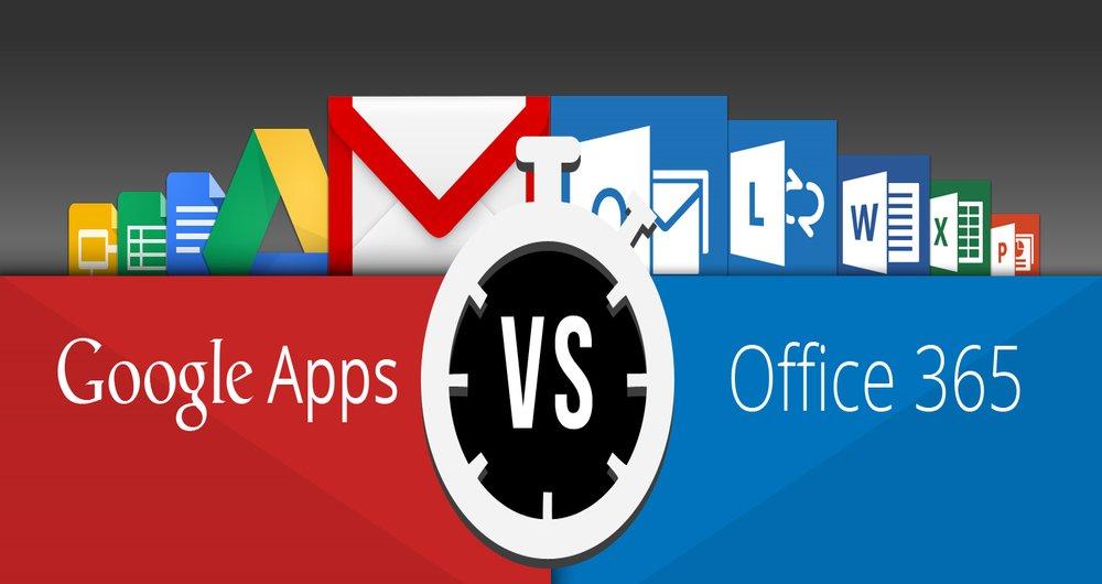 تبدیل فایل های گوگل به آفیس