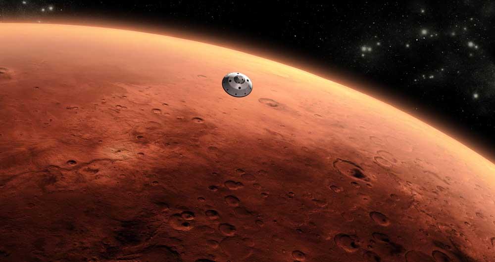 حقایقی باورنکردنی درباره مریخ