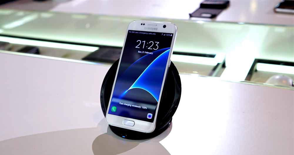 نمایش قدرت سامسونگ با تیزر تلویزیونی شارژ سریع Galaxy S7
