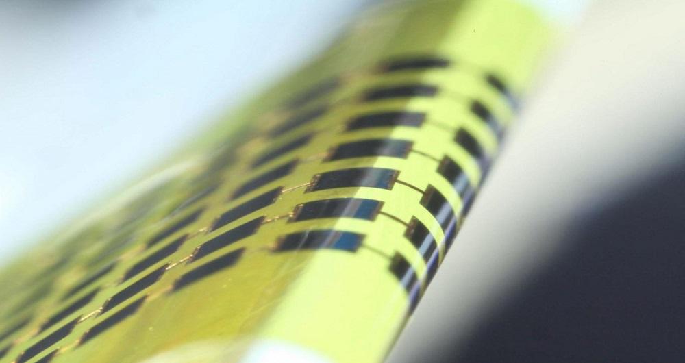 پنل خورشیدی نازکتر از یک تار مو ساخته شد