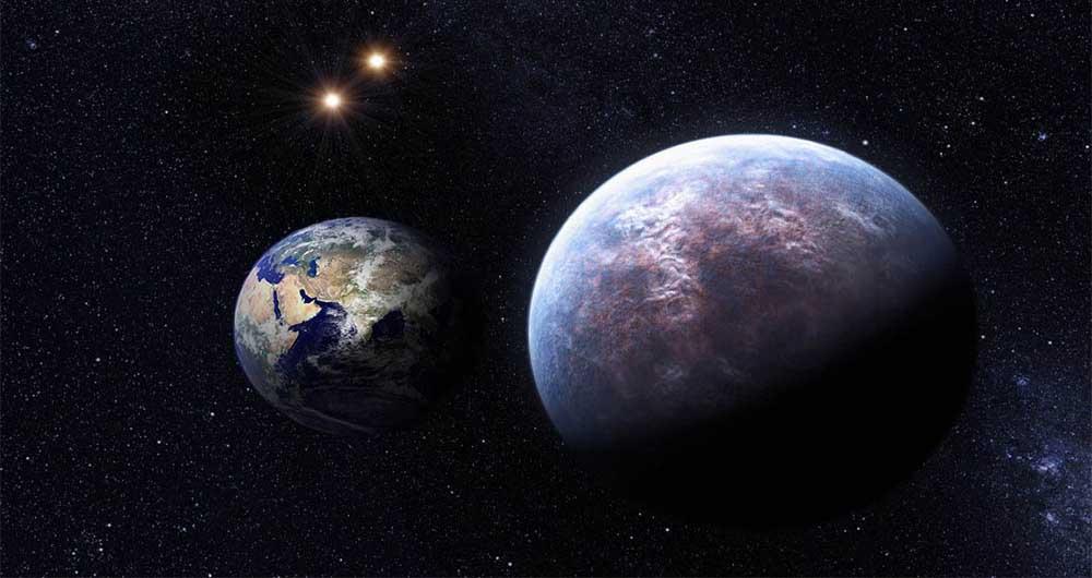 زمین فراتر از انتظارها در حال بزرگ شدن است