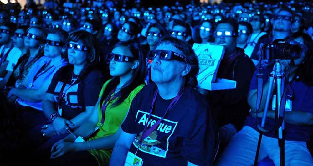 فناوری سهبعدی بدون نیاز به عینک؛ نویدبخش فصلی تازه از سینما