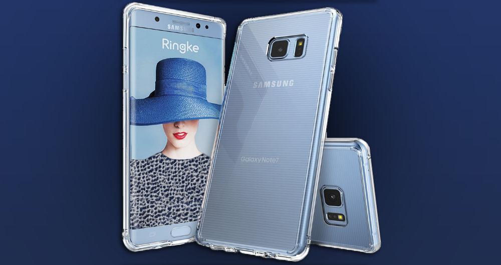 همه چیز در مورد گوشی Galaxy Note 7 سامسونگ
