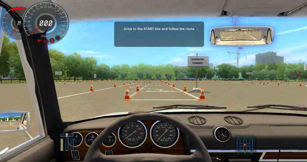 بررسی بهترین شبیه سازهای رانندگی دنیا