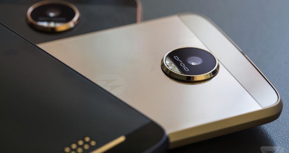 گوشی Moto Z هر ماه به روز رسانی امنیتی اندروید دریافت می کند