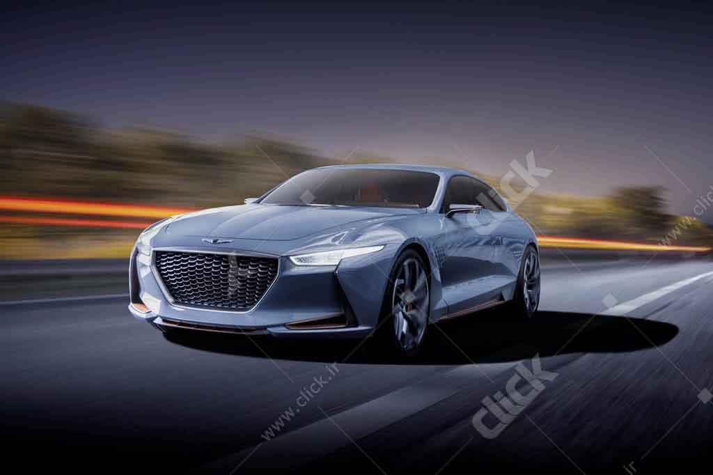 ۲۰۱۸-genesis-g70-sedan-previewed-by-genesis-new-york-concept_6