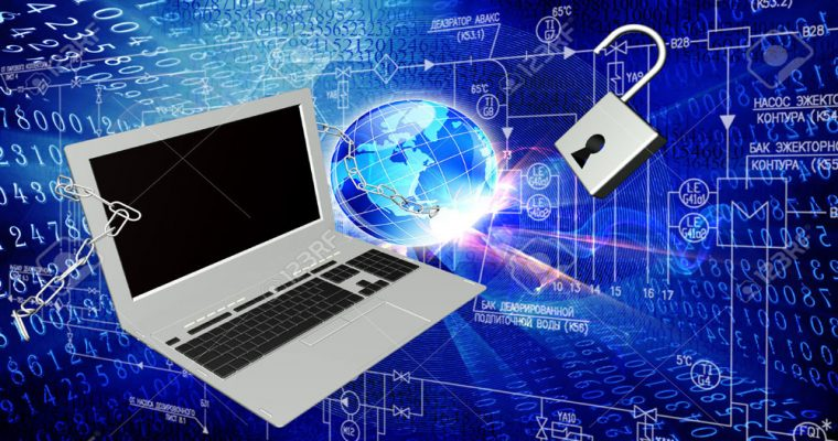 ۳۶۸۶۳۸۷۴-Security-Internet-technologies-concept-of-global-business-or-social-network-connection-Stock-Photo
