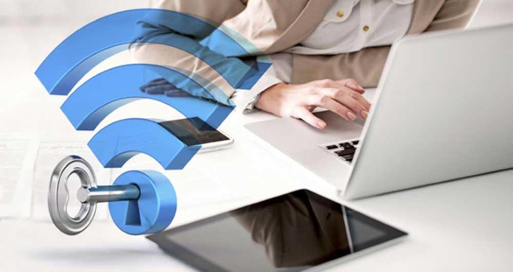 چگونه رمز WiFi افراد هک می شود؟