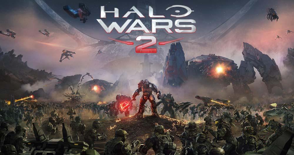 از شخصیت های جدید بازی Halo Wars 2 رونمایی شد