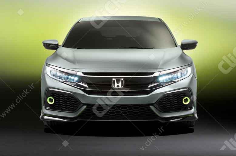 Honda-Civic-Hatchback-Prototype-front-end