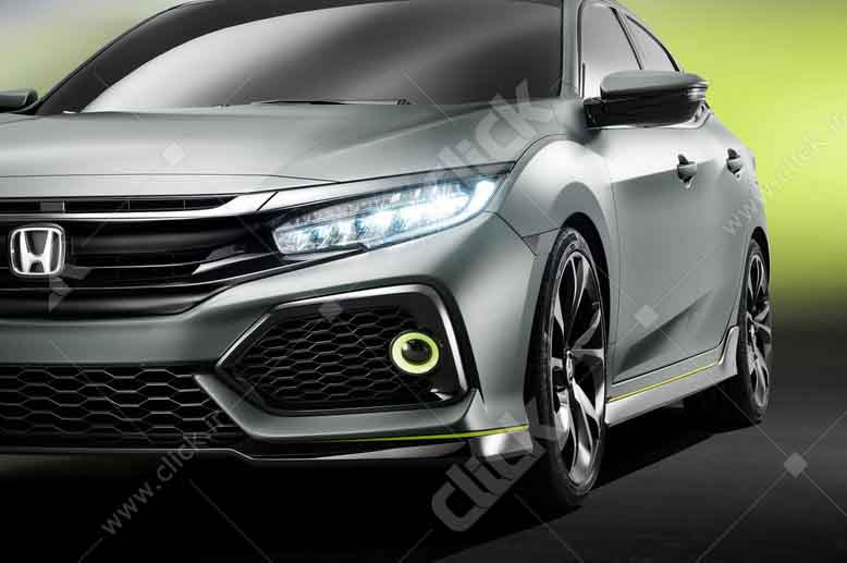 Honda-Civic-Hatchback-Prototype-front-side
