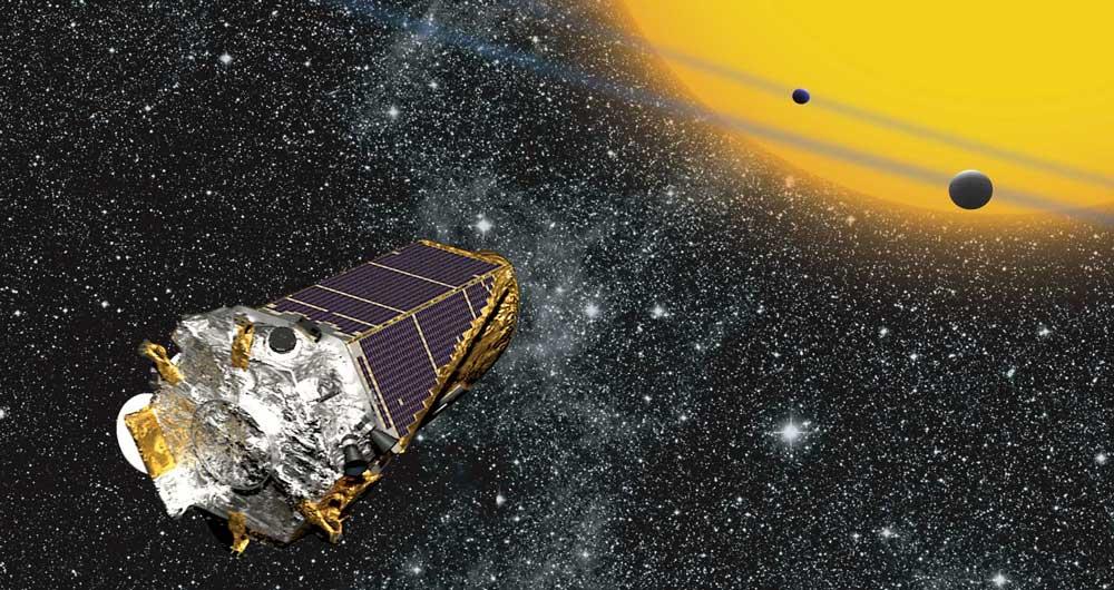 تایید چهار سیاره قابل سکونت برای انسان توسط تلسکوپ کپلر