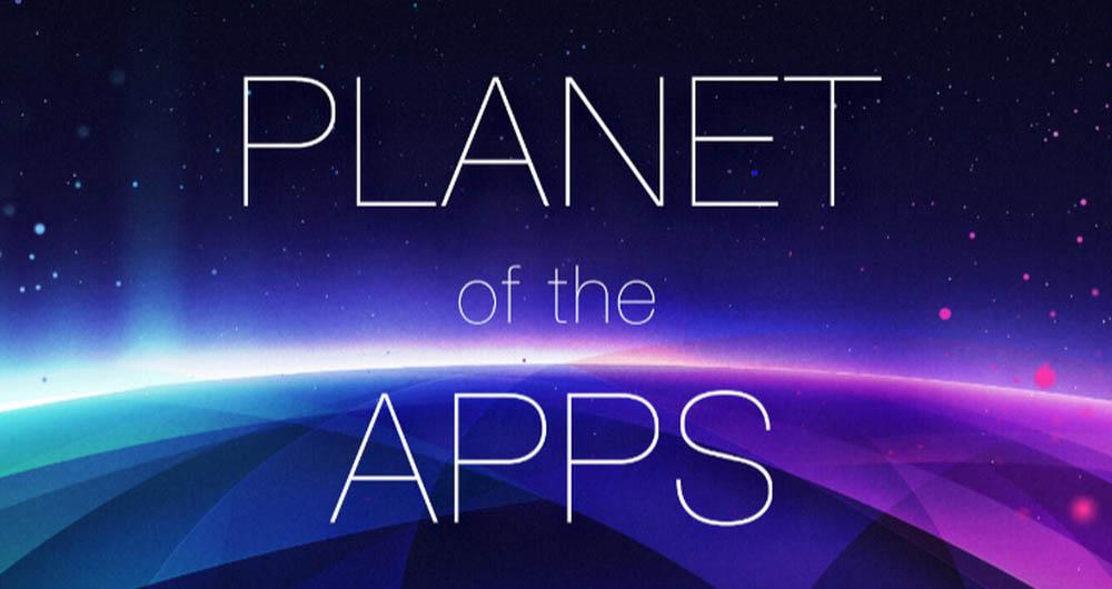 هدف از مجموعه تلویزیونی سیاره اپلیکیشن های اپل چیست؟