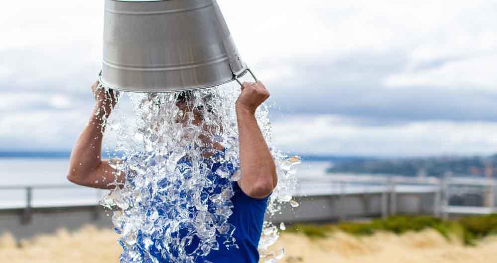معجزه چالش سطل آب یخ در کشف ژن عامل بیماری ALS