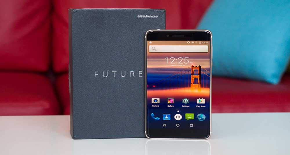Ulefone Future؛ با کیفیت و مقرون به صرفه