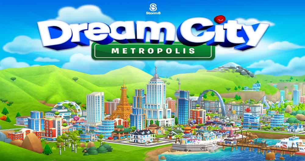 با بازی Dream City شهر رویای خود را با گوشی بسازید