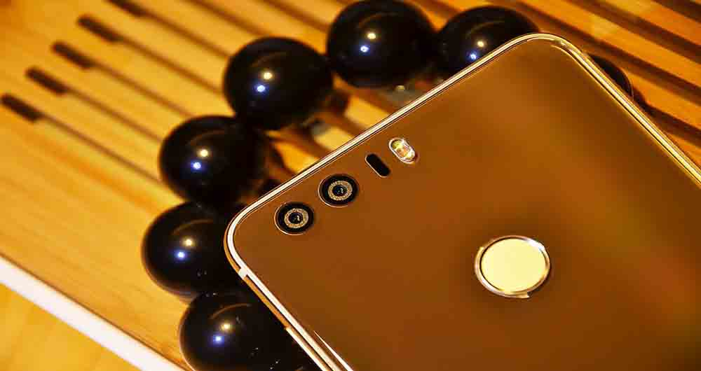 گوشی هوشمند Honor 8 هواوی با دوربین دوگانه رونمایی شد