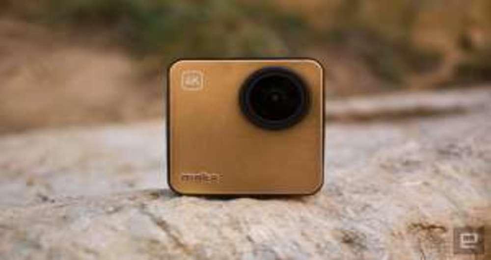 کوچکترین دوربین جهان ساخته شد