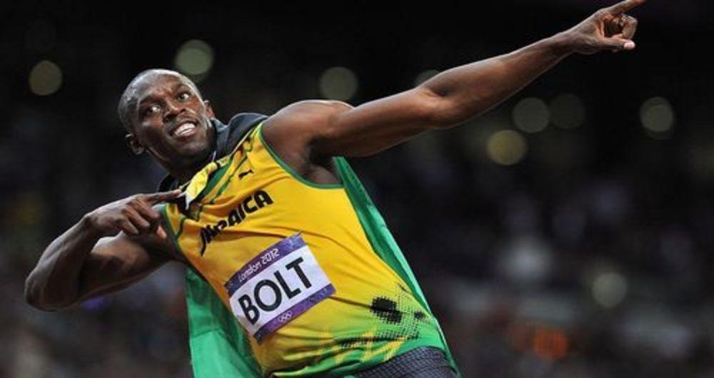 ساخت اموجی های جالب دونده مشهور در آستانه المپیک
