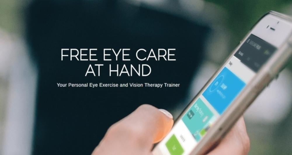 نرم افزاری عالی برای تمرین چشم در گوشی های هوشمند