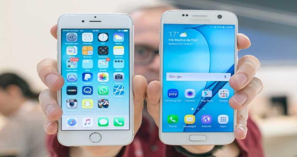 حسرت دارندگان آیفون از پنج قابلیت مخفی Galaxy S7