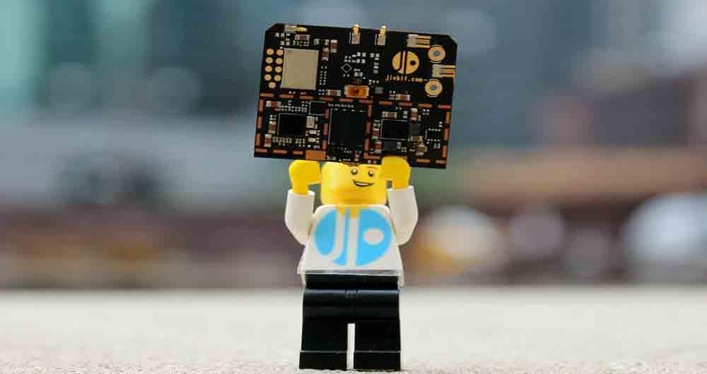Jiobit فناوری پوشیدنی نامرئی تولید میکند!