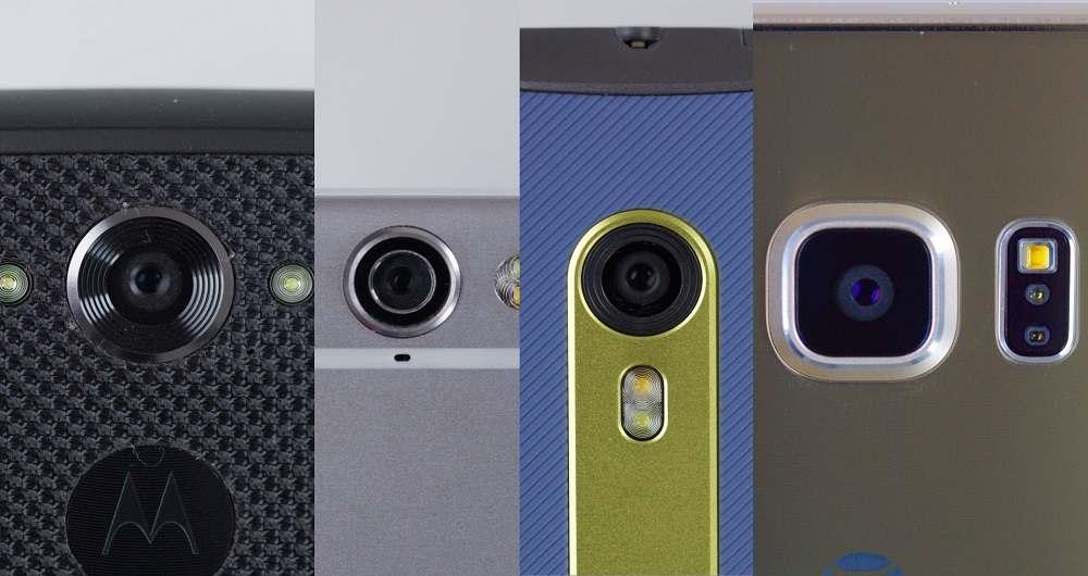 6 کاربرد دوربینهای اسمارتفون