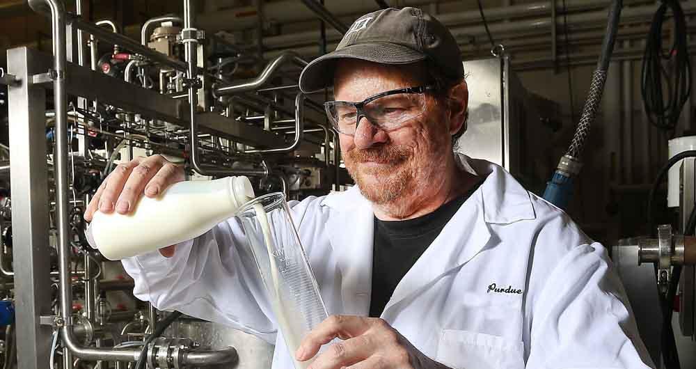 افزایش ماندگاری شیر تا سه هفته توسط فناوری جدید