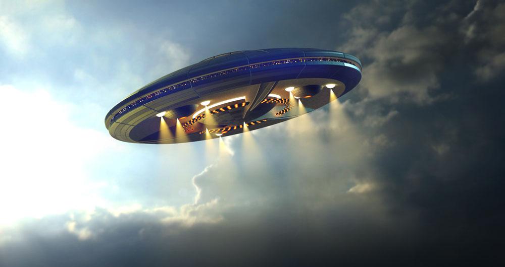 آیا اشیای نورانی مشاهده شده در آسمان همان یوفو ها هستند؟