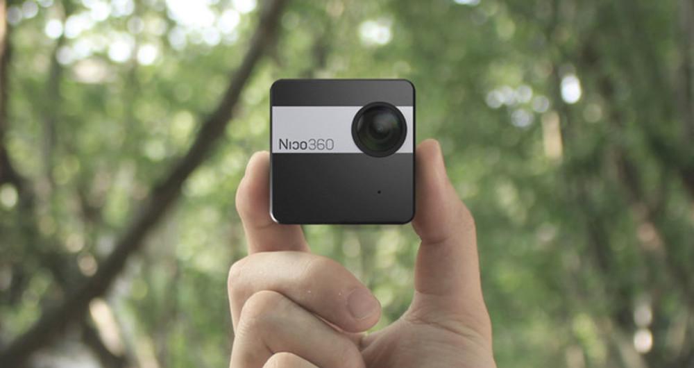 کوچک ترین دوربین ۳۶۰ درجه جهان