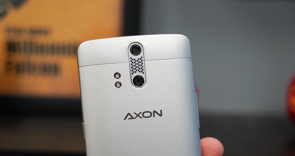 مشخصات ZTE Axon 7 mini فاش شد