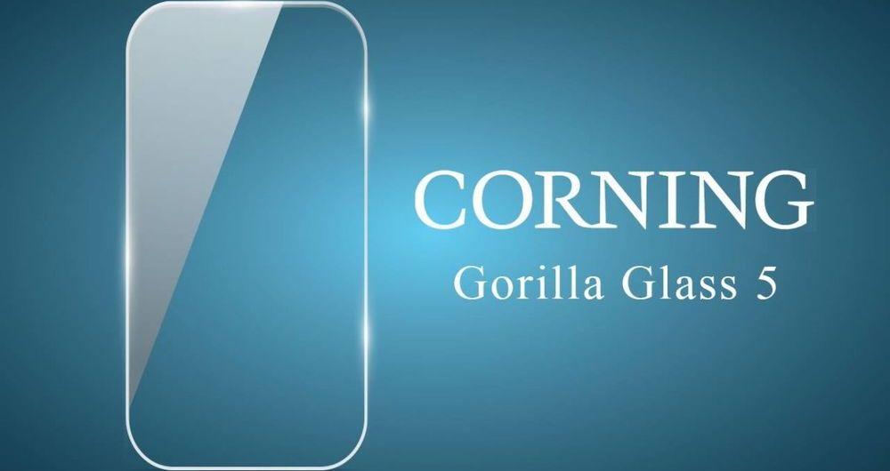 استفاده برترین گوشی های دنیا از گوریلاگلس ۵