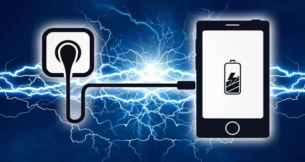 نابود شدن باتری گوشی با شارژ شبانه