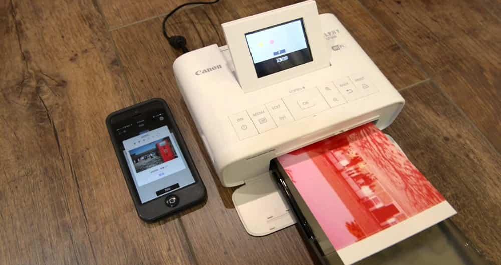 با بهترین چاپگرهای دوربین گوشیهای هوشمند آشنا شوید