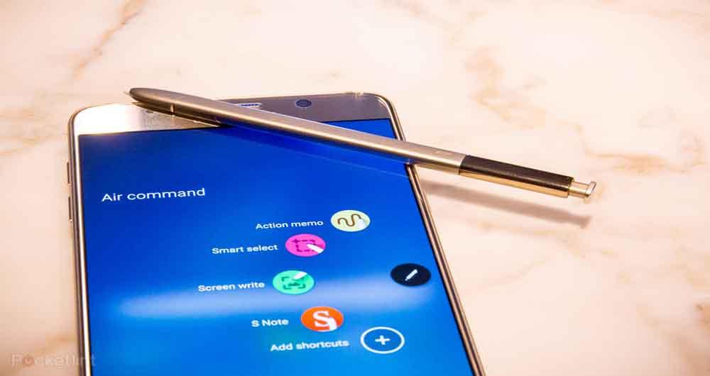 نکات جالب رونمایی از Galaxy Note 7 در ۱۲ مرداد