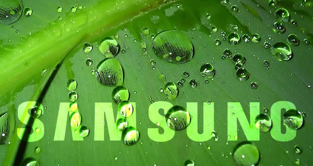 تصویری که ضد آب بودن گوشی Galaxy Note 7 را اثبات می کند
