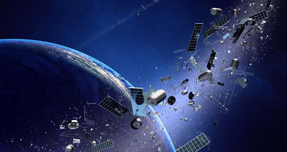 حل مشکل زباله های فضایی با راهکار جدید ژاپن