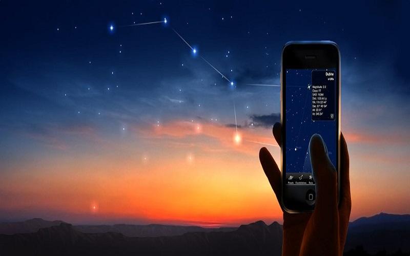 دیدن ستارگان