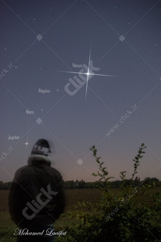 venus-mars-jupiter-10-2-2015-Mohamed-Laaifat-Photogrpahies-Normany-France-e1443870284718