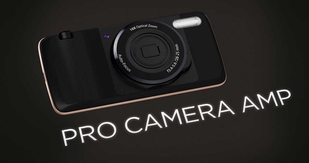 ماژول دوربین گوشی های سریMoto Z موتورولا